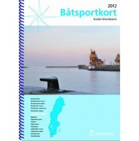 Sydkusten Båtsportkort 2012