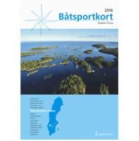 Stockholm Södra 2016 Båtsportkort