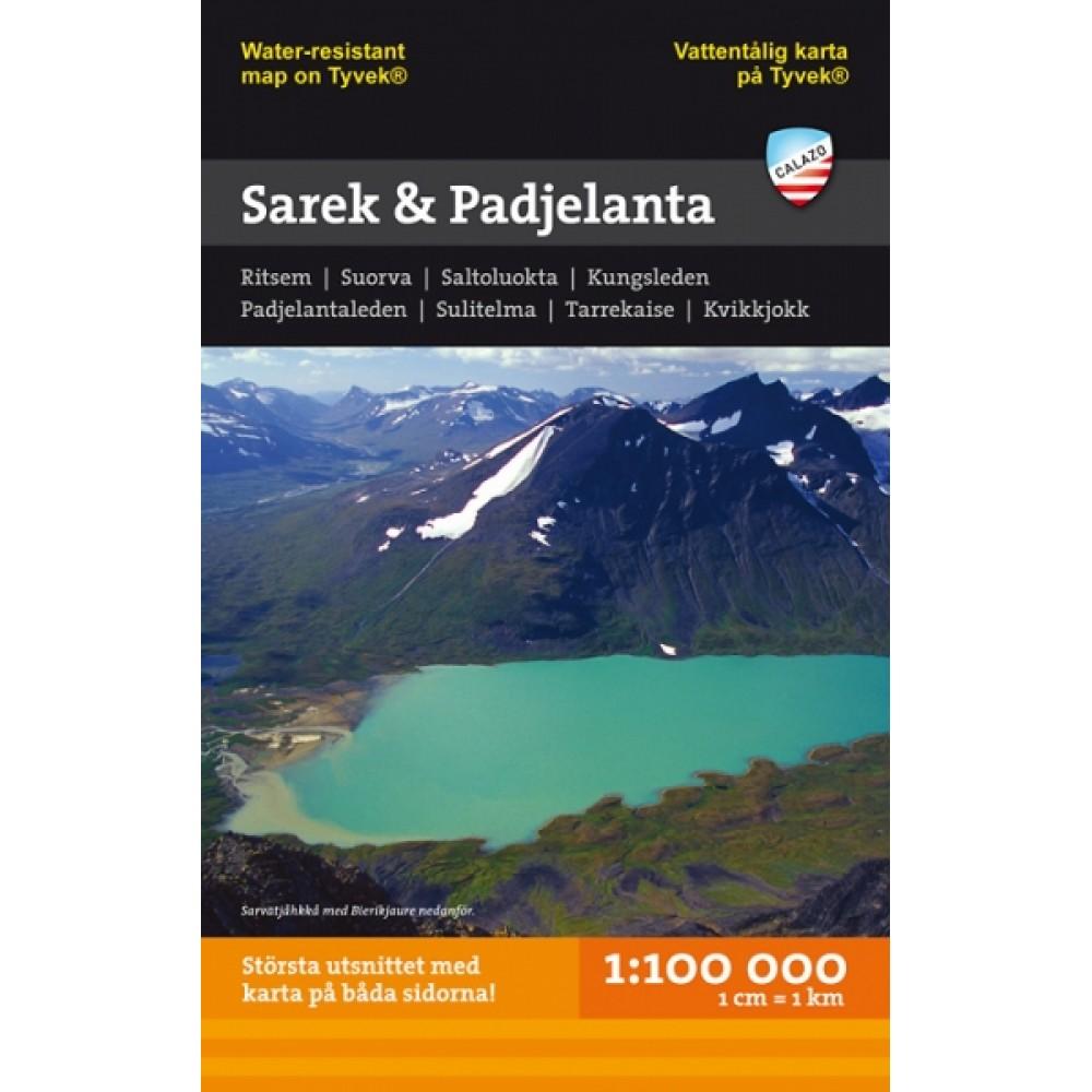 Sarek  & Padjelanta Calazo