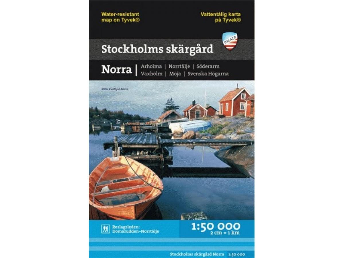 Stockholms Skärgård Norra Calazo