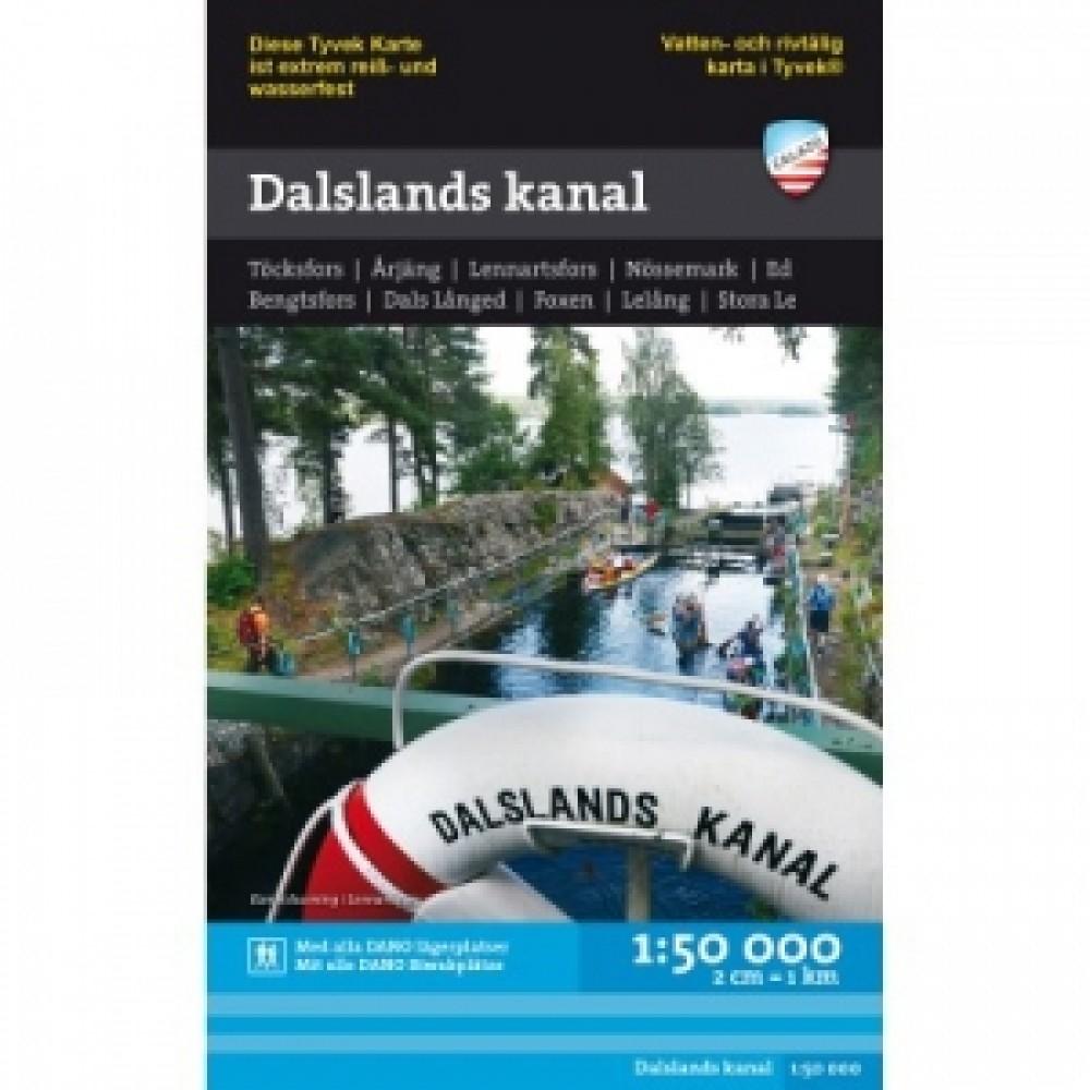 Dalslands kanal Calazo