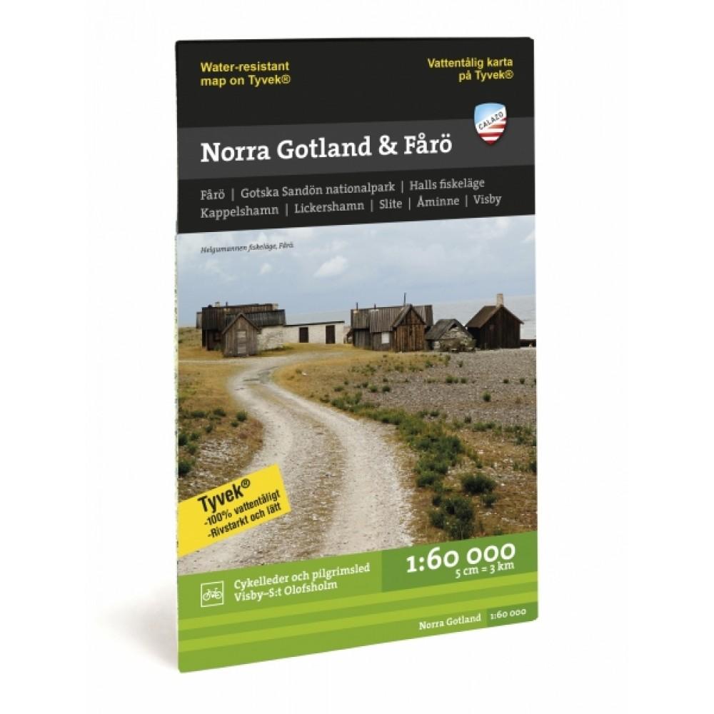 Norra Gotland & Fårö Calazo