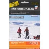 Halti Kilpisjärvi Pältsa Calazo