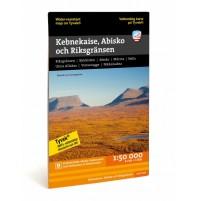 Kebnekaise, Abisko och Riksgränsen Calazo