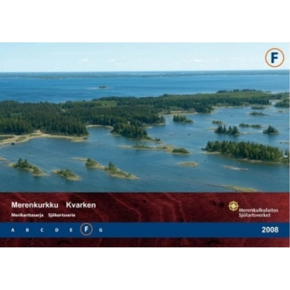 SF F Kvarken båtsportkort Finland