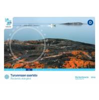 SF D Åbolands skärgård båtsportkort 2014