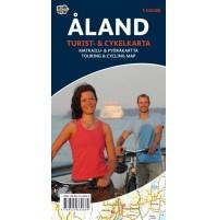 Åland Friluftskarta 1:100 000