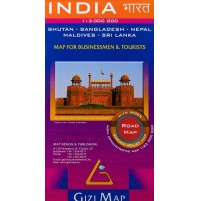 Indien Gizi Map