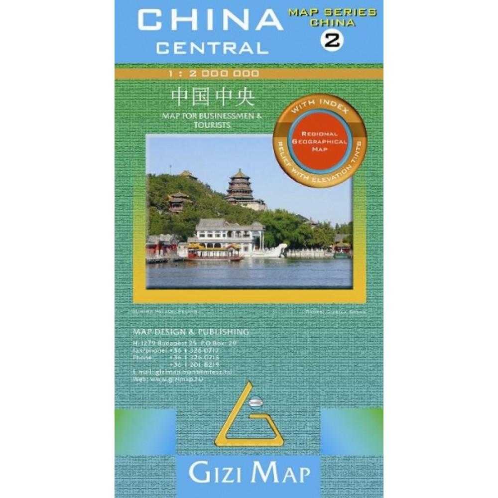 Centrala Kina GiziMap