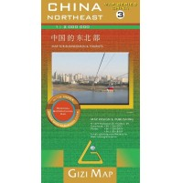Nordöstra Kina GiziMap
