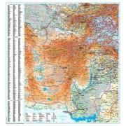 Afghanistan GiziMap 1:2milj FYS