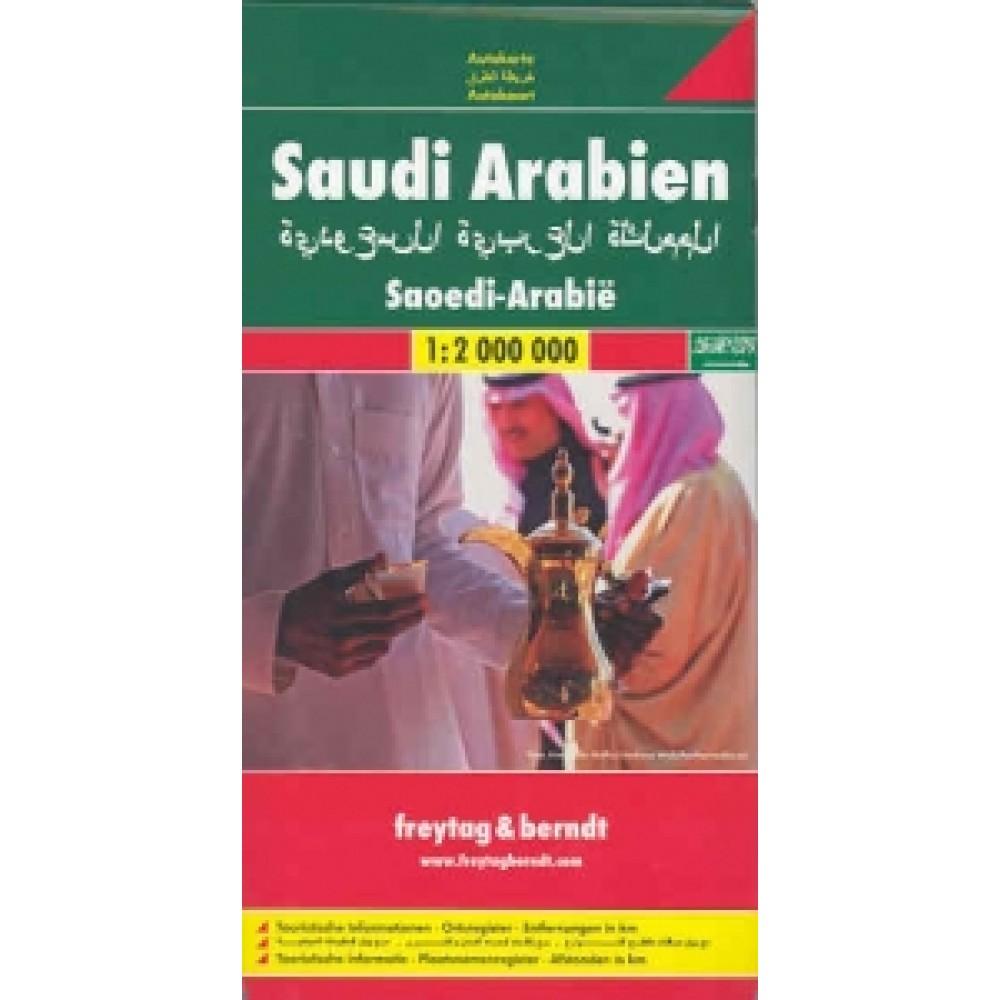 Saudi Arabien FB