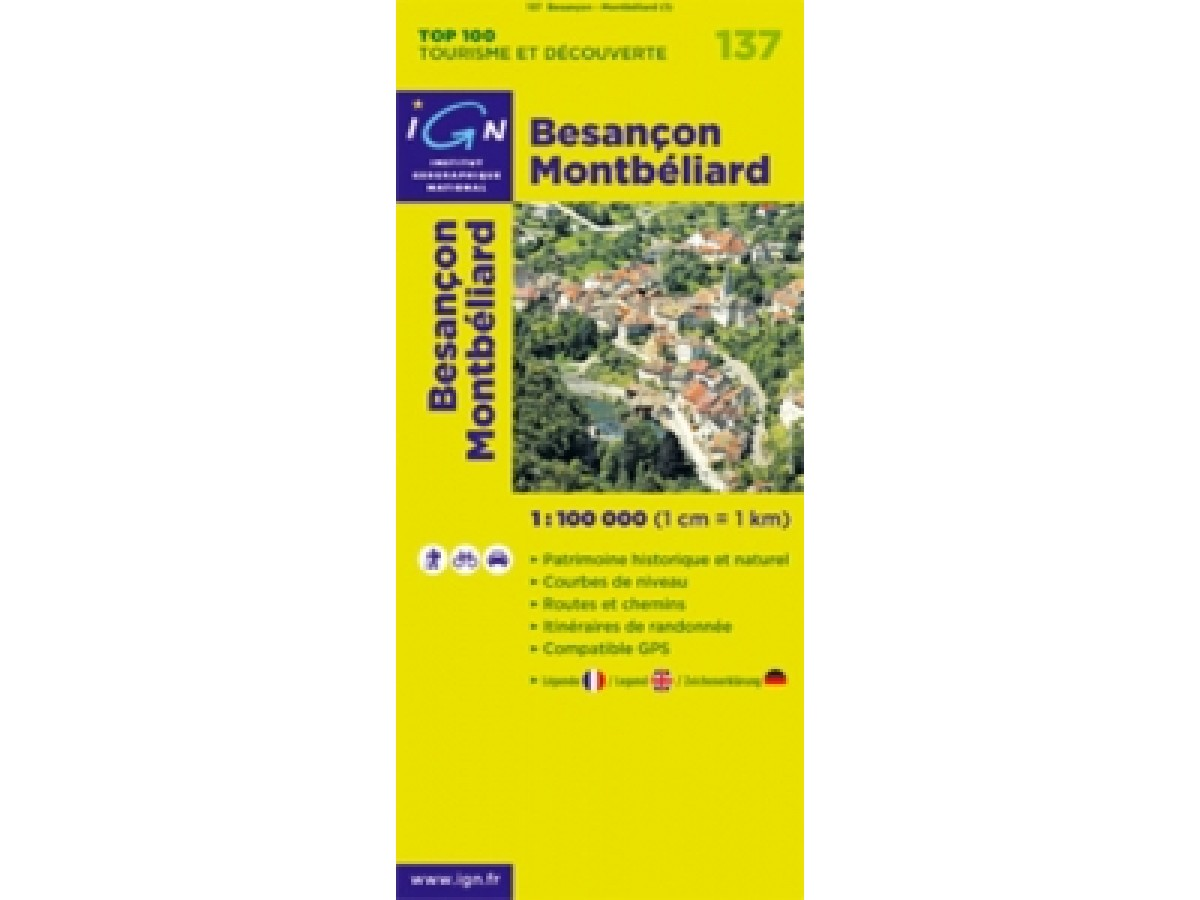 K p 137 ign besancon montbeliard med snabba leveranser for Montbeliard besancon