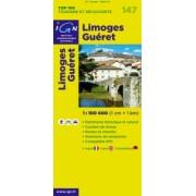 147 IGN Limoges Guéret