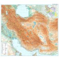 Iran GiziMap 1:2milj FYS