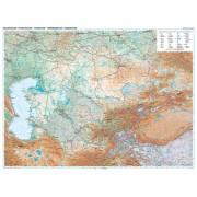 Kazakstan FYS GiziMap 1:3milj
