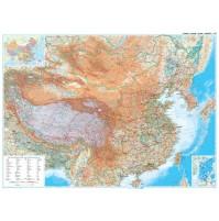 Kina GiziMap 1:4.750.000 FYS