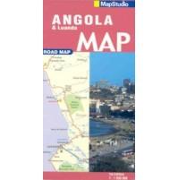 Angola & Luanda MapStudio