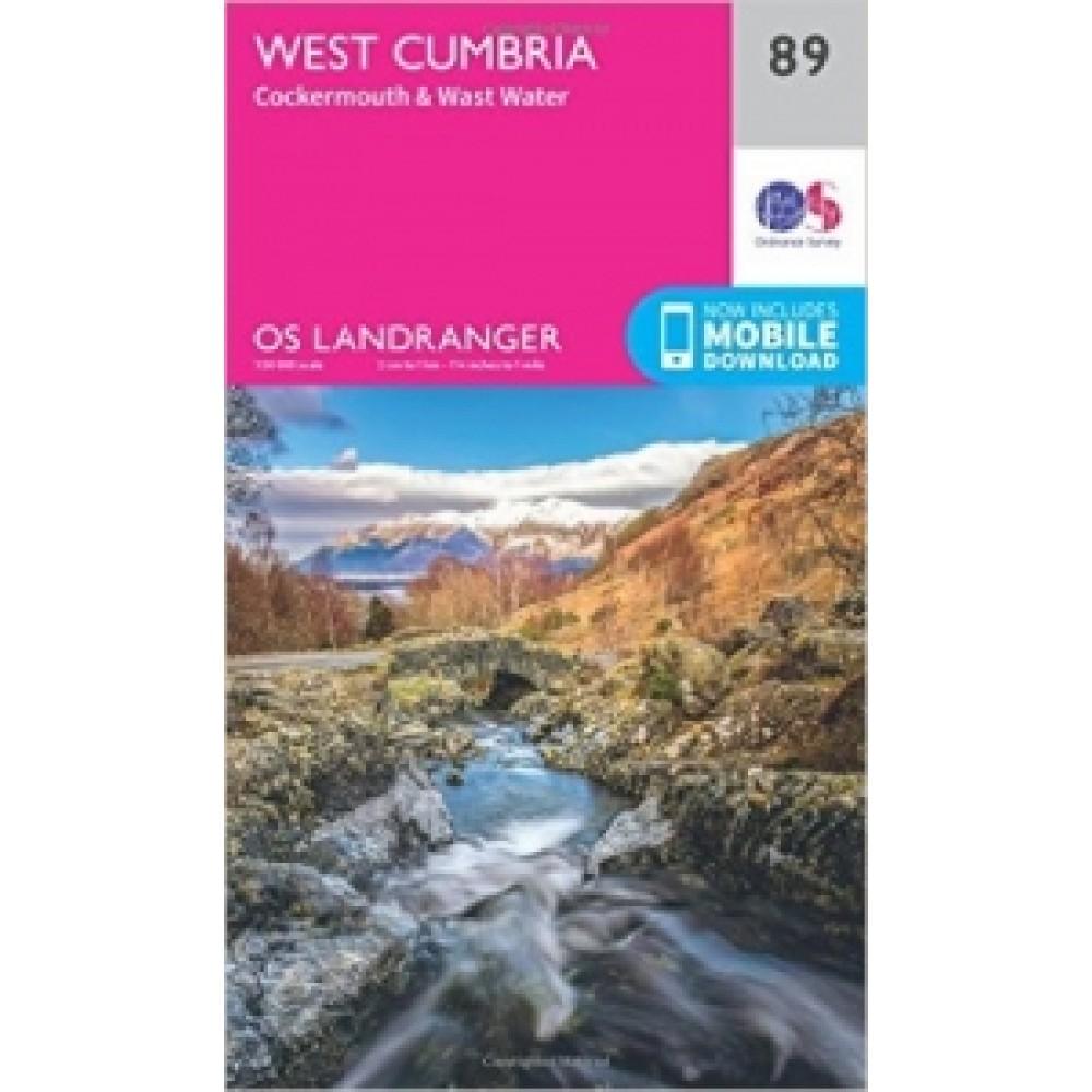 OS89 West Cumbria