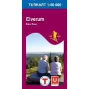 Elverum - Söre Osen Turkart
