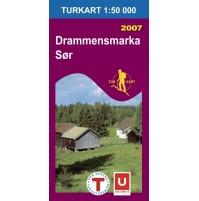 Drammensmarka Sör Turkart