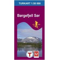 Börgefjell Sör Turkart