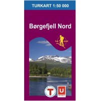 Börgefjell Nord Turkart