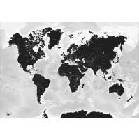 The World by Kartbutiken Black