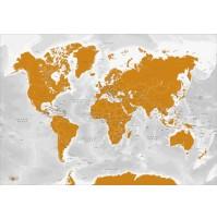 The World by Kartbutiken Orange