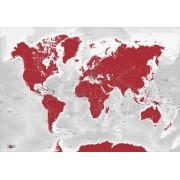 The World by Kartbutiken Red