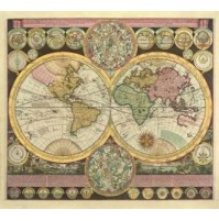 Zürners Världen 1710