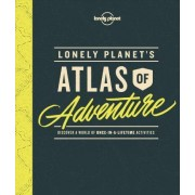 Atlas Of Adventure -  Lonely Planet