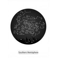 Stars Southern Hemisphere poster