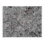 Pin Paris - Black