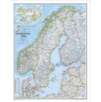 Skandinavien NGS 1:2,765,000