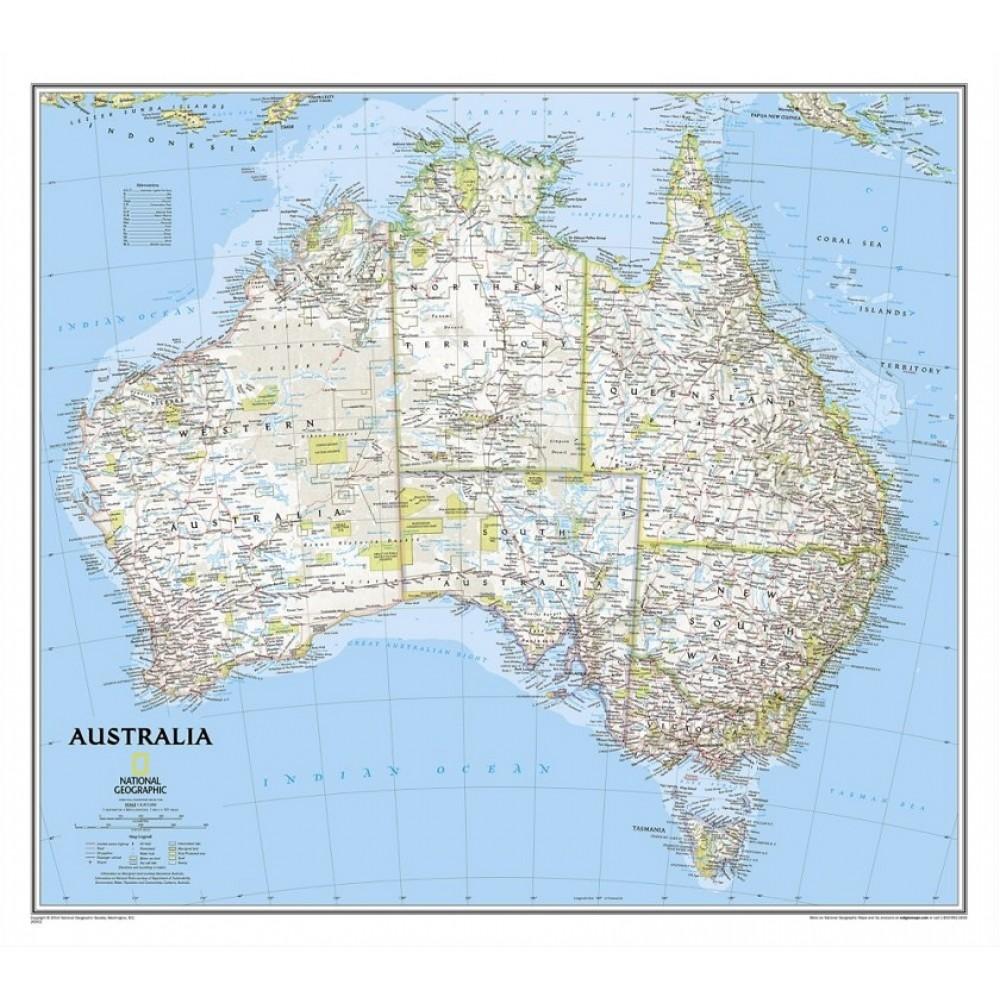 Australien NGS 1:6,413milj. POL