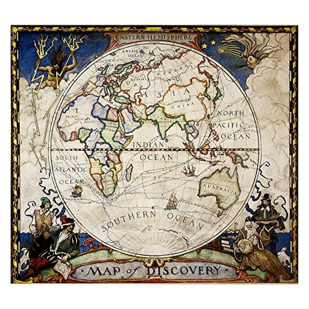 Eastern Hemisphere NGS Discovery