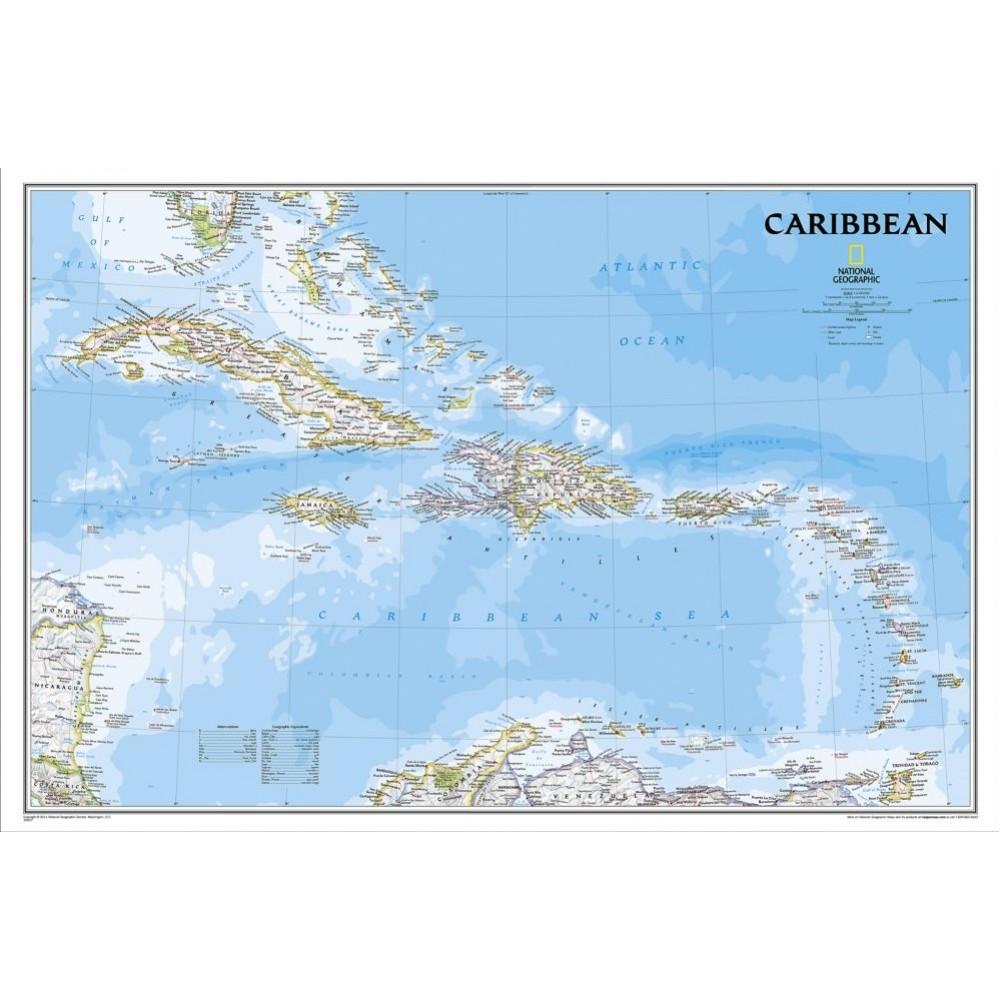 Karibien NGS 1:3,2milj POL