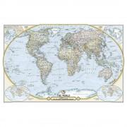 Världen NGS 1:36,38milj 125th Anniversary 117x77cm