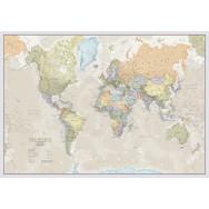 Världen MapsInt 1:40milj Classic..