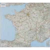 Frankrike Michelin 1:1milj POL
