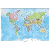 Karta Over Spaniens Vastkust.Kop Vaggkartor Med Snabb Leverans Kartbutiken Se