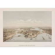 Stockholm från Mälaresidan 1872-83