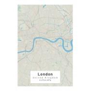 London poster Designkartan by Ka..